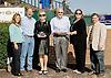 DCTP awards at Delaware Park on 10/20/12