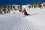 Groomers at Mt. Rose Ski Tahoe - 2012