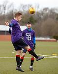 06.04.2018 Rangers training:<br /> Greg Docherty