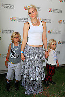 "Gwen Stefani, with Kingston and Zuma attending the 23rd Annual ""A Time for Heroes"" Celebrity Picnic Benefitting the Elizabeth Glaser Pediatric AIDS Foundation. Los Angeles, California on 3.6.2012..Credit: Martin Smith/face to face /MediaPunch Inc. ***FOR USA ONLY***"