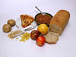 Food high in carbohybrate