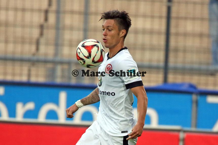 Vaclav Kadlec (Eintracht) - FSV Frankfurt vs. Eintracht Frankfurt, Frankfurter Volksbank Stadion