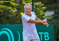 Etten-Leur, The Netherlands, August 26, 2017,  TC Etten, NVK, Niels Menko (NED)<br /> Photo: Tennisimages/Henk Koster