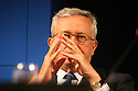 Giulio Tremonti, Minister of Finance, at Ambrosetti Workshop in Cernobbio, September 4, 2011. © Carlo Cerchioli