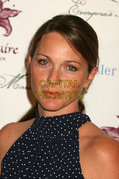 KELLI WILLIAMS.9th Annual Benefit for Lili Claire Foundation at the Beverly Hilton Hotel, Beverly Hills, California, USA..October 14th, 2006.Ref: ADM/BP.headshot portrait.www.capitalpictures.com.sales@capitalpictures.com.©Byron Purvis/AdMedia/Capital Pictures.