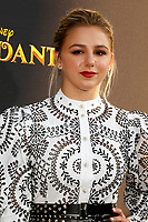 """LOS ANGELES - JUL 11:  Chloe Lukasiak at the """"Descendants 2"""" Premiere Screening at the Cinerama Dome at ArcLight on July 11, 2017 in Los Angeles, CA"""