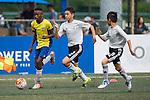 U-12 Cup Final - APSS v Sun International during the Juniors tournament of the HKFC Citi Soccer Sevens on 22 May 2016 in the Hong Kong Footbal Club, Hong Kong, China. Photo by Li Man Yuen / Power Sport Images