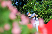 Oliver Bekker (RSA) on the 2nd tee during the final round at the WGC HSBC Champions 2018, Sheshan Golf CLub, Shanghai, China. 28/10/2018.<br /> Picture Fran Caffrey / Golffile.ie<br /> <br /> All photo usage must carry mandatory copyright credit (&copy; Golffile | Fran Caffrey)