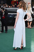 Dakota Blue Richards<br /> at the &quot;Alien:Covenant&quot; world premiere held at the Odeon Leicester Square, London. <br /> <br /> <br /> &copy;Ash Knotek  D3260  04/05/2017