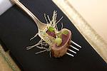 Tuna Taki with Fresh Wasabi, Dux Restaurant, Orlando, Florida