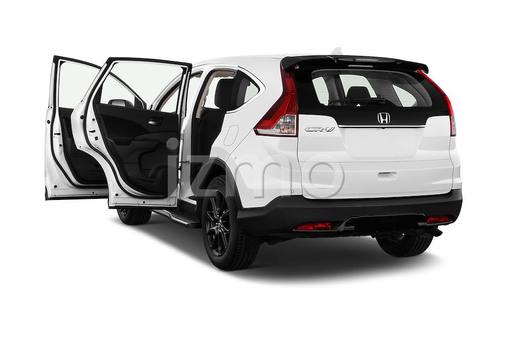 Car images of 2014 Honda CR-V Lifestyle 5 Door Suv Doors