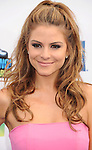SANTA MONICA, CA - AUGUST 19: Maria Menounos arrives at the 2012 Do Something Awards at Barker Hangar on August 19, 2012 in Santa Monica, California. /NortePhoto.com....**CREDITO*OBLIGATORIO** ..*No*Venta*A*Terceros*..*No*Sale*So*third*..*** No Se Permite Hacer Archivo**