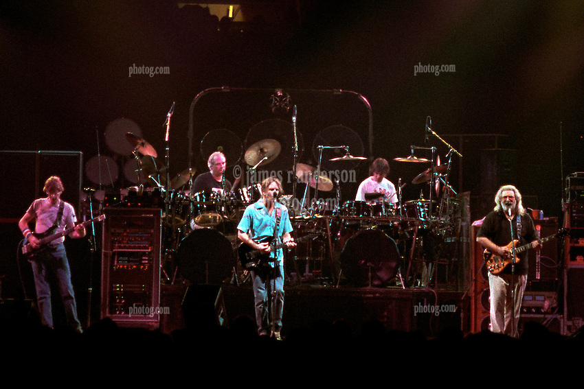 The Grateful Dead Live | Hampton Coliseum | 9 October 1989