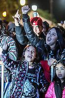 Nunca Jamas, durante el quinto d&iacute;a de actividades del Festival Alfonso Ortiz Tirado (FAOT2017). 24ene2017<br />  &copy;Foto: Luis Guti&eacute;rrrez