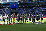 Real Sociedad's players and RCD Espanyol's players  during La Liga match. May, 18th,2019. (ALTERPHOTOS/Alconada)