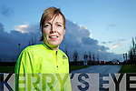 Moira Hayes who is running the Kerry's Eye Tralee International Half-Marathon.