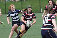 Penn State women's rugby against Washington DC Furies women's rugby on April 22, 2017.  Penn State won 60-10. Photo/©2017 Craig Houtz