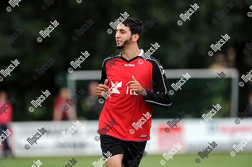 2012-07-31 / Voetbal / seizoen 2012-2013 / Mariekerke / Noureddine Ben Omar..Foto: Mpics.be