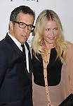LOS ANGELES, CA - OCTOBER 11: Kenneth Cole and Chelsea Handler arrive at the amfAR 3rd Annual Inspiration Gala at Milk Studios on October 11, 2012 in Los Angeles, California.
