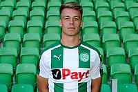 GRONINGEN - Voetbal, Presentatie FC Groningen o23, seizoen 2017-2018, 11-09-2017,   FC Groningen speler Marijn Ploem