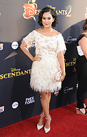 www.acepixs.com<br /> <br /> July 11 2017, LA<br /> <br /> Dianne Doan arriving at the premiere of Disney Channel's 'Descendants 2' on July 11, 2017 in Los Angeles, California. <br /> <br /> By Line: Peter West/ACE Pictures<br /> <br /> <br /> ACE Pictures Inc<br /> Tel: 6467670430<br /> Email: info@acepixs.com<br /> www.acepixs.com