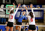Bradley at SDSU Volleyball
