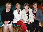 Sarah Curran, Philomena Matthews, Anne Curran and Deirdre McMahon pictured at The Cube in Ardee Parish Centre. Photo:Colin Bell/pressphotos.ie