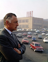 Agnelli (2018)<br /> GIANNI AGNELLI   <br /> *Filmstill - Editorial Use Only*<br /> CAP/KFS<br /> Image supplied by Capital Pictures