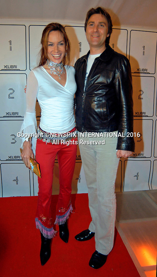 TARA PALMER-TOMKINSON,45, a close friend of the royals, was found dead in her London flat yesterday by her Portuguese cleaner.<br /> <br /> 15.02.2003; London, UK: TARA PALMER TOMKINSON<br /> attends London Fashion Week launch of fashion phone Xelibri, Old Billingsgate market, London.<br /> Mandatory Photo Credit: &copy;Francis Dias/NEWSPIX INTERNATIONAL<br /> <br /> IMMEDIATE CONFIRMATION OF USAGE REQUIRED:<br /> Newspix International, 31 Chinnery Hill, Bishop's Stortford, ENGLAND CM23 3PS<br /> Tel:+441279 324672  ; Fax: +441279656877<br /> Mobile:  07775681153<br /> e-mail: info@newspixinternational.co.uk<br /> Usage Implies Acceptance of Our Terms &amp; Conditions<br /> Please refer to usage terms. All Fees Payable To Newspix International