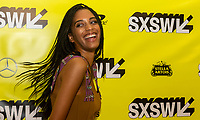 """AUSTIN, TX- MARCH 8: Stefani Robinson attends the SXSW world premiere of FX's """"What We Do in the Shadows"""" at the Paramount Theater on March 8, 2019 in Austin, Texas. (Photo by Stephen Spillman/FX/PictureGroup)"""