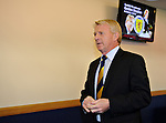 Gordon Strachan is appointed as the new Scotland manager at Hampden
