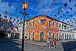 Casarões do centro histórico de São Luis. Maranhão. 2008. Foto de Rogério Reis.