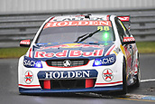 15th September 2017, Sandown Raceway, Melbourne, Australia; Wilson Security Sandown 500 Motor Racing; Paul Dumbrell (88) drives the Red Bull Holden Racing Team Holden Commodore VF during Supercars practice