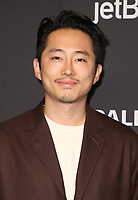 "24 March 2019 - Hollywood, California - Steven Yeun. 2019 PaleyFest LA - ""Star Trek: Discovery"" held at Dolby Theater. <br /> CAP/ADM/FS<br /> ©FS/ADM/Capital Pictures"