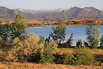Standley Lake and a view north to Boulder. John offers private photo tours of Denver, Boulder and Rocky Mountain National Park.