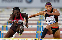 Golden Gala di atletica leggera allo stadio Olimpico di Roma, 6 giugno 2013.<br />