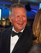 Governor John Kasich (Republican of Ohio) attends the 2018 White House Correspondents Association Annual Dinner at the Washington Hilton Hotel on Saturday, April 28, 2018.<br /> Credit: Ron Sachs / CNP<br /> <br /> (RESTRICTION: NO New York or New Jersey Newspapers or newspapers within a 75 mile radius of New York City)