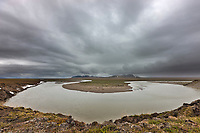 Etivluk river, National Petroleum Reserve, Alaska.