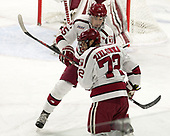 Wiley Sherman (Harvard - 25), Phil Zielonka (Harvard - 72) - The Harvard University Crimson defeated the Providence College Friars 3-0 in their NCAA East regional semi-final on Friday, March 24, 2017, at Dunkin' Donuts Center in Providence, Rhode Island.