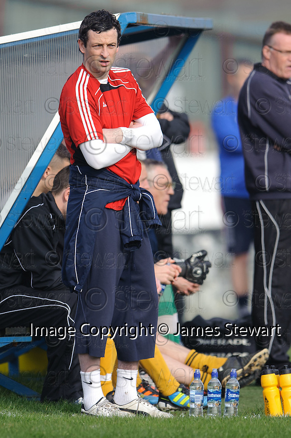 DUMBARTON ASSISTANT MANAGER JACK ROSS