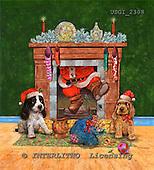 GIORDANO, CHRISTMAS SANTA, SNOWMAN, WEIHNACHTSMÄNNER, SCHNEEMÄNNER, PAPÁ NOEL, MUÑECOS DE NIEVE, paintings+++++,USGI2308,#X#