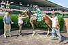 Sterlings America winning at Delaware Park on 7/20/15