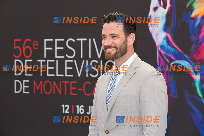 Colin DONNELL, Chicago Med <br /> Monaco Montecarlo 14-06-2016 <br /> 56th Monaco TV Festival - Photocall Opening Ceremony <br /> Foto Nicolas Gavet Panoramic / Insidefoto