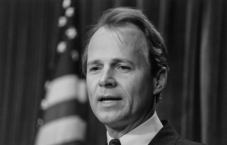 Rep. David Dreier, R-Calif. 1993 (Photo by Maureen Keating/CQ Roll Call via Getty Images)