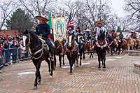Horseman's Pilgrimage In Honor of Our Lady of Guadalupe Des Plaines Illinois 12-10-17