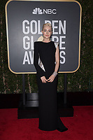 Actor Saoirse Ronan attend the 75th Annual Golden Globes Awards at the Beverly Hilton in Beverly Hills, CA on Sunday, January 7, 2018.<br /> *Editorial Use Only*<br /> CAP/PLF/HFPA<br /> &copy;HFPA/PLF/Capital Pictures
