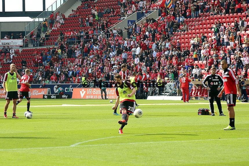 Robbie Kruse (Leverkusen) - 1. FSV Mainz 05 vs. Bayer 04 Leverkusen, Coface Arena, 6. Spieltag