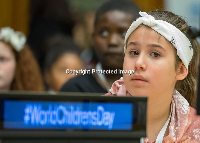 United Nation Children's Day