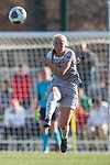KANSAS CITY, MO - DECEMBER 02: Helen Seed (15) of Carson-Newman University clears a volley across midfield during the Division II Women's Soccer Championship held at the Swope Soccer Village on December 2, 2017 in Kansas City, Missouri. (Photo by Doug Stroud/NCAA Photos/NCAA Photos via Getty Images)