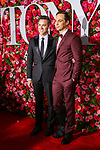NEW YORK, NY - JUNE 10:  Todd Spiewak and Jim Parsons attend the 72nd Annual Tony Awards at Radio City Music Hall on June 10, 2018 in New York City.  (Photo by Walter McBride/WireImage)